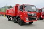 川交6X2自卸车5.8米货箱满足运输需求
