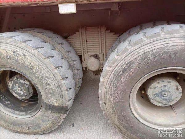 堪称工程自卸车之王红岩杰狮C500短途拉矿神器