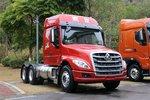 长头车优势不只是头长 东风柳汽乘龙T5自重仅有7.9吨