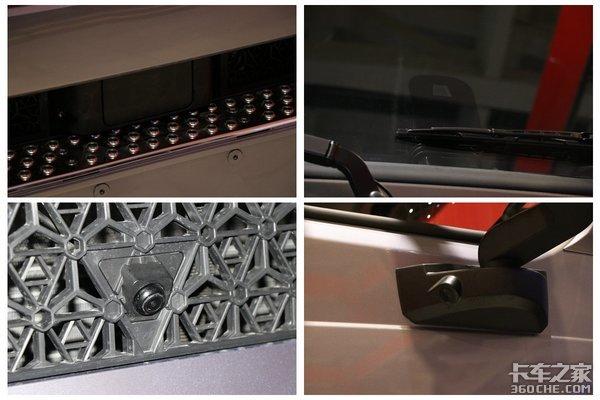 指导价31.98万全新一代重卡豪沃TH7�挠�版来了!