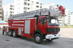 绍兴斥资853万 购首辆多功能举高消防车