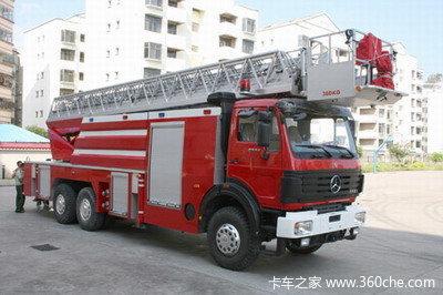 绍兴斥资853万购首辆多功能举高消防车