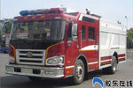 烟台莱山投500余万元加强消防装备建设
