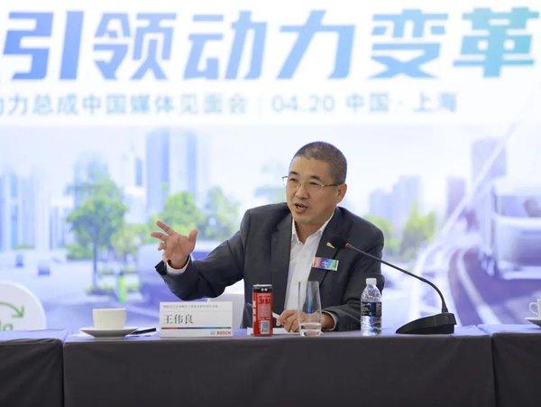 """2021上海国际车展博世动力总成助力中国汽车产业实现""""30・60目标"""""""