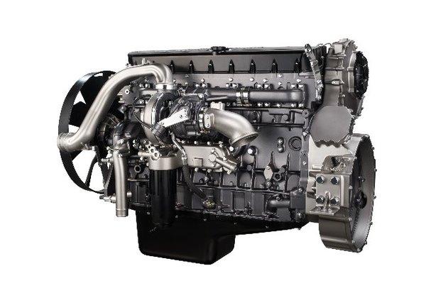 上菲红CURSOR国六全擎亮相上海车展国六解决方案再升级