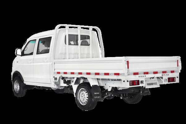 客货两用的个体户拉货神器!鑫卡S52大动力还省油致富的最佳选择