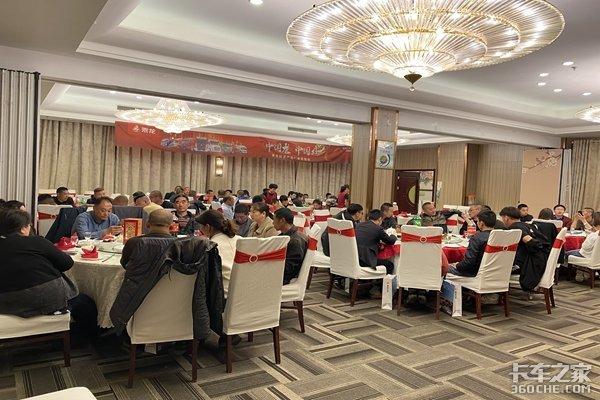 中国龙中国红・东风柳汽乘龙明星产品推介会南通站