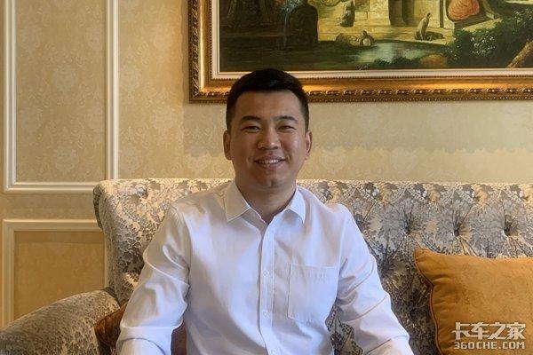 聊城鑫捷任广成:未来数字营销会起到更大作用