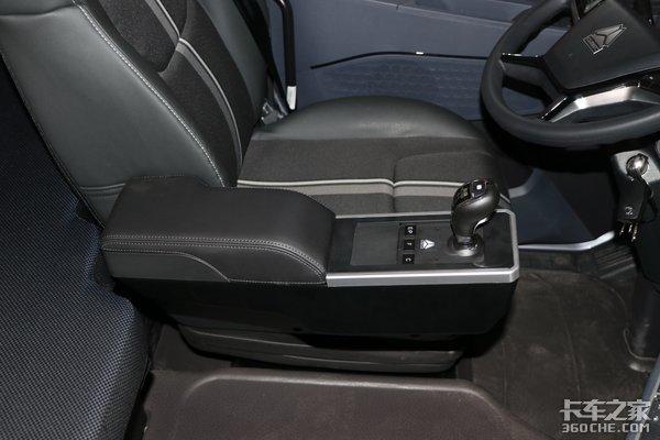 4款35W内的AMT牵引车哪一款才是你的菜