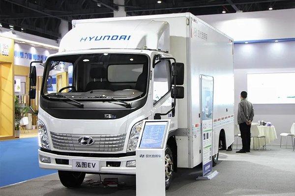 构建无碳新能源生态圈现代商用车引领全球卡车工业变革