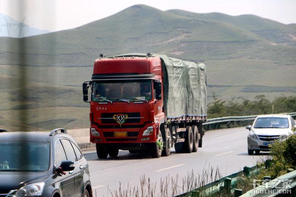 四轴车统一限重36吨辽宁高速准入标准引卡友争议