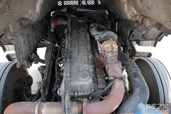 365万公里无大修这么顶的发动机你见过吗?