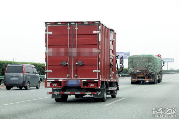 蓝牌轻卡拉绿通难了!超4.5吨不再免费