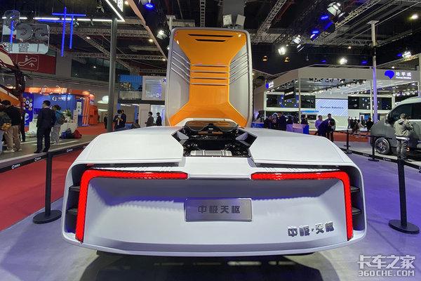 未来的卡车是什么样?看车展即可略知一二!
