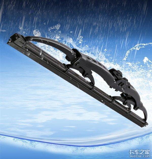 视野清晰开车爽雨季开车你需要一套靠谱的雨刮