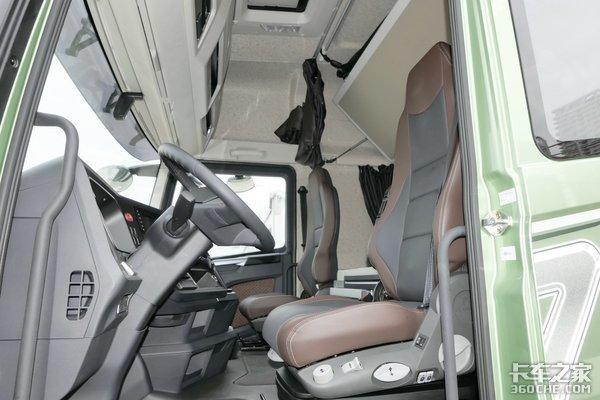 既要重载又要舒适这三款国六AMT8x4颠覆你对载货车认知