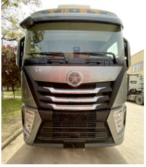 搭载13升潍柴LNG国六发动机1350升大气罐大运V9价值版来了!