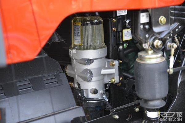 550马力配AMT还有液缓这款解放J6P跑全国都很爽