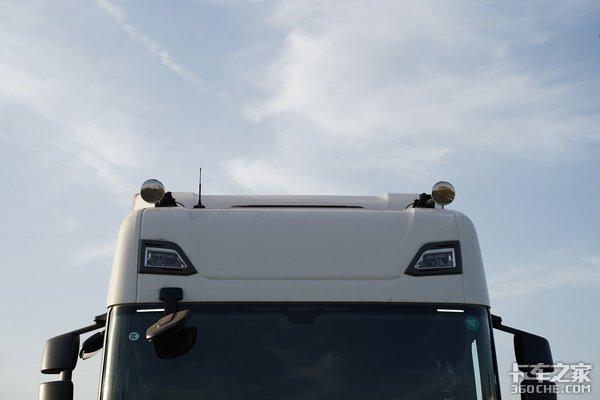 干线物流运输霸主报价80万出头的斯堪尼亚G500细节满分