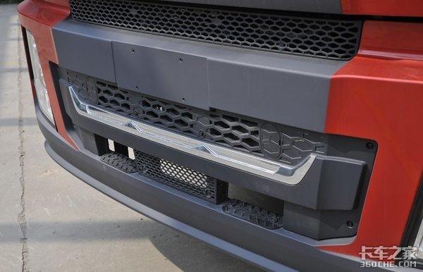 拉煤也用自动挡陕汽德龙X3000轻量化版