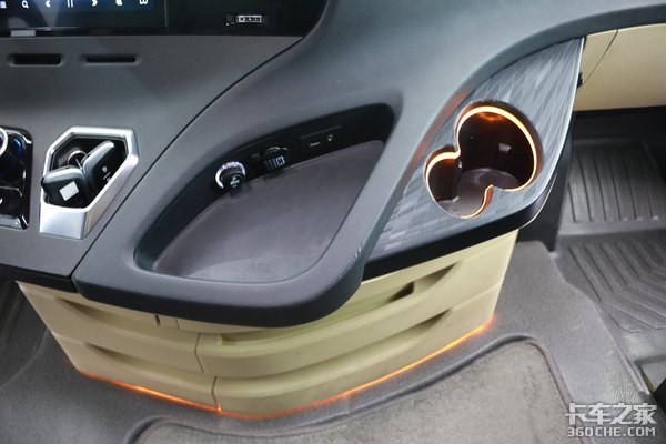 来自未来的设计!欧曼新车银河亮点解析福康动力配ZF