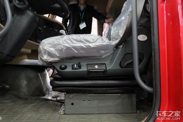 你知道重汽也有长头车吗?名字叫威泺