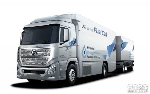 燃料电池:为卡车货运带来技术突破