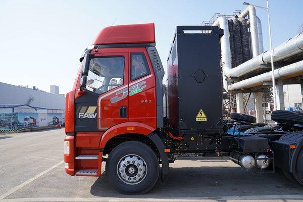 燃料電池:為卡車貨運帶來技術突破