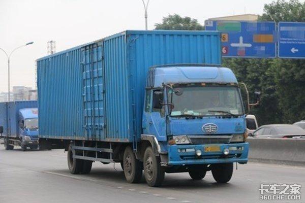 5月10日起成都调整货车通行区域川A籍和外地货车限行时间有区别
