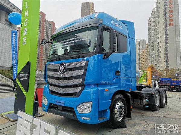 解放重汽陕汽东风等LNG重点车型盘点介绍,你最钟爱的是哪款?