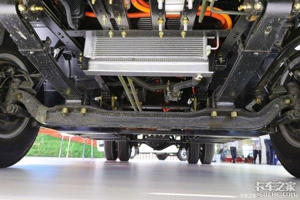 未来城配趋势东风凯普特纯电EV350解析