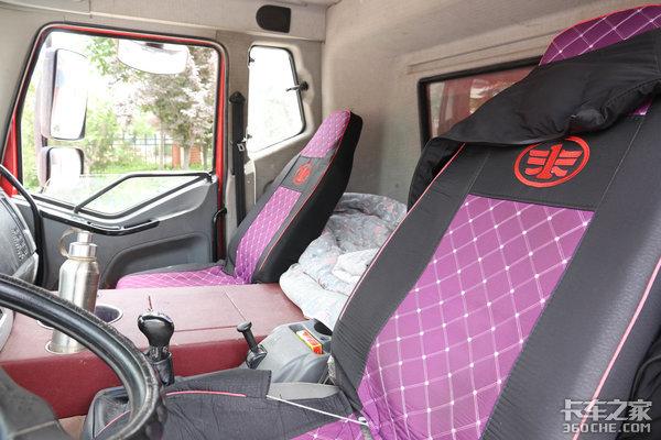 6米8卡友开车8年后迫于生存压力还是想卖车改行