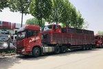 使用子母车从事煤炭运输 卡友:能省则省