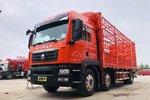中国西西人体模特汕德卡G5 7.8米 6x2载货车详解