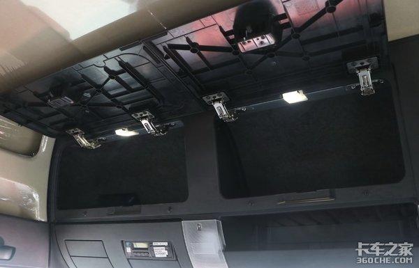 实力车型典范!中国重汽汕德卡G57.8米6x2载货车详解