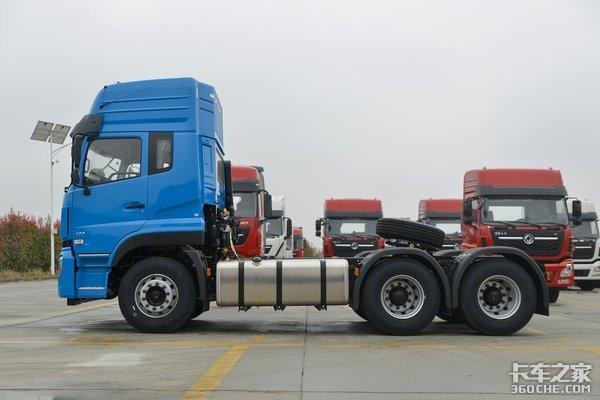 最高直降11万元天龙VL仅售23万五月6x4牵引车促销盘点