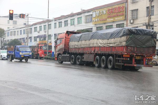 货车进城有望公安部:最低每天6小时通行时间