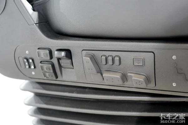 支持电动调节和位置记忆!国产卡车座椅3-5年将迎来大改进