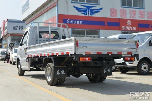 城配运输就选这4款车最低只要4.8万承载能力不输轻卡