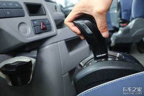 AMT的使用和维护并不难卡友:比手动挡变速箱方便