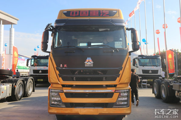 两省两市国五车上牌延期4款牵引车最高8.29万的优惠幅度可吃!