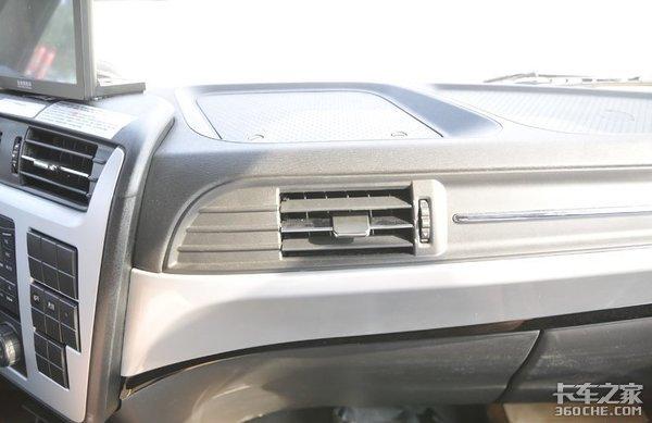 中短途冷藏运输就选它图解东风天锦KR