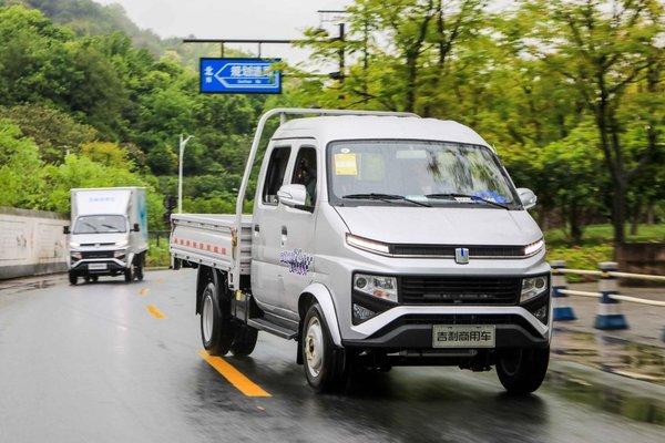唐骏微型货车四月销量暴涨189.58%吉利商用车赋能实现共赢