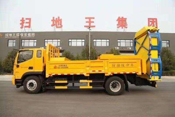 30台防撞车交付领航卡车国六江山再下一城