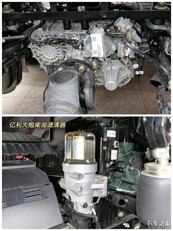 一汽自主动力链 解放J6P质惠版耐用好开