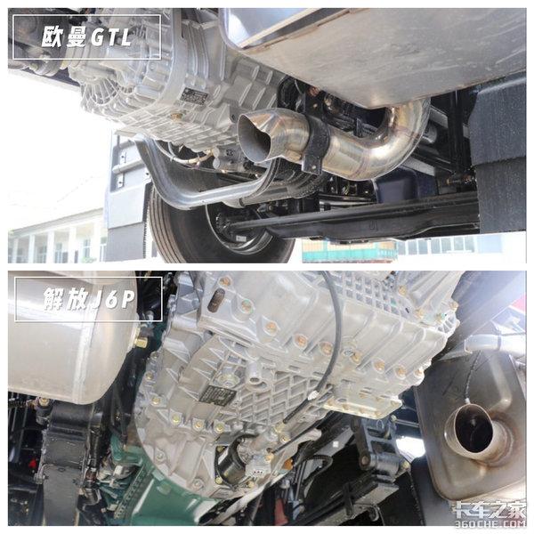 国六LNG牵引性价比车型选谁好,看欧曼GTL与解放J6P对比