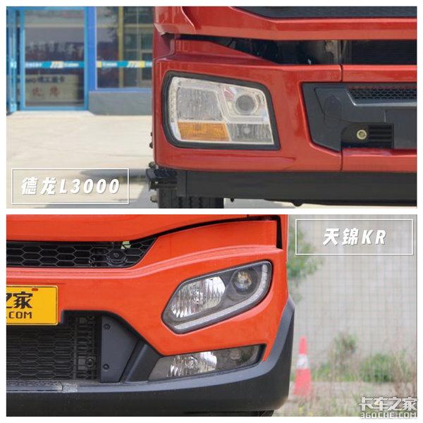 农副产品运输中卡对比篇,陕汽龙L3000和东风天锦KR你选谁?