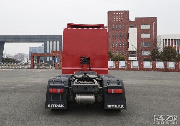 汕德卡再推新车?燃料电池重卡亮相!配潍柴质子交换膜燃料电池