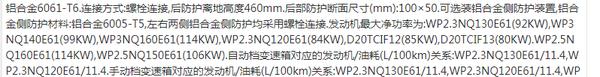 全新WP2.5系列�l��C�汽�p卡新�曝光