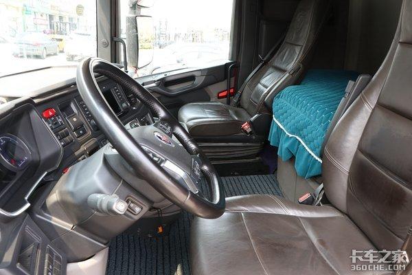 云贵川地区拉冷链用户为什么会选择这款斯堪尼亚S500?